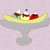 banana split concours recette thé ou chocolat