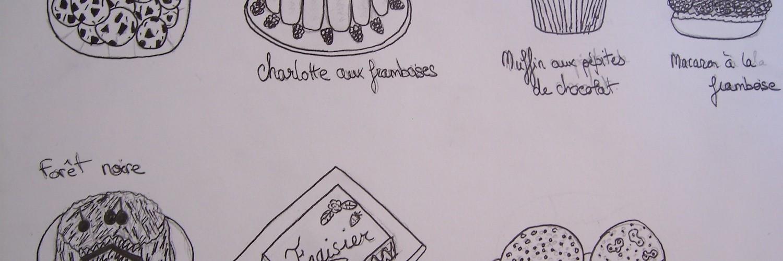 les meilleurs dessins qui ont gagn des concours th ou chocolat. Black Bedroom Furniture Sets. Home Design Ideas