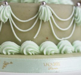 detail gateau laduree