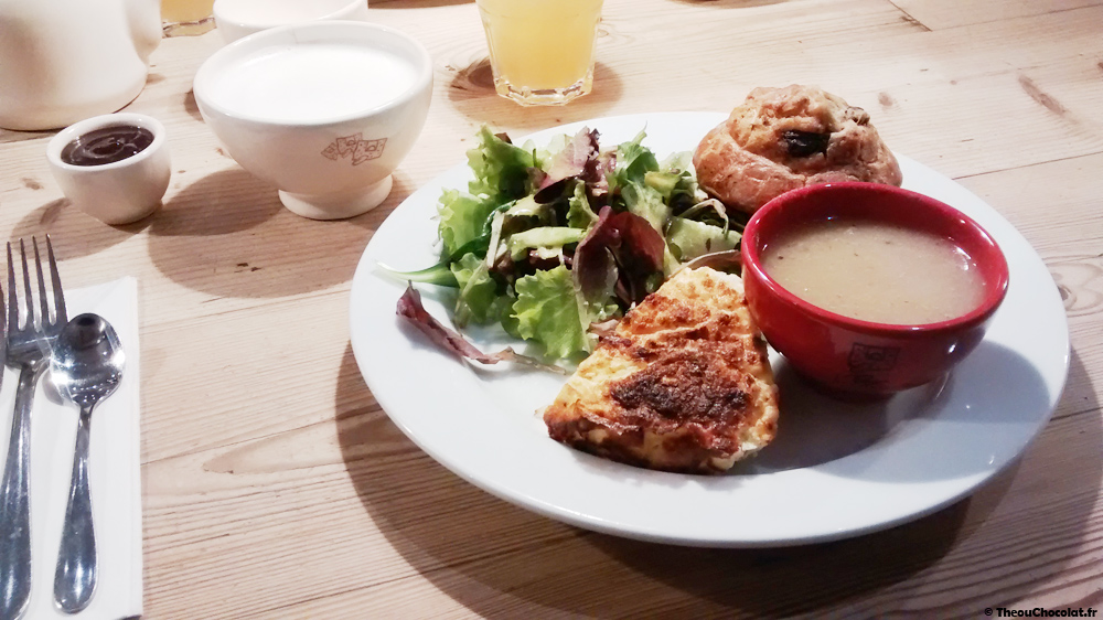 brunch pain quotidien