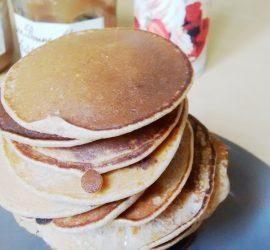 pancake chataigne