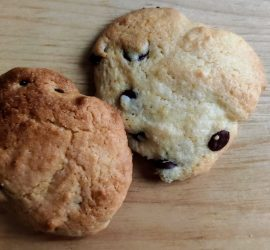 Recette de cookie sans beurre et sans lait