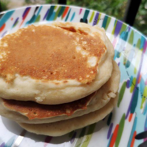 Pancakes aquafaba