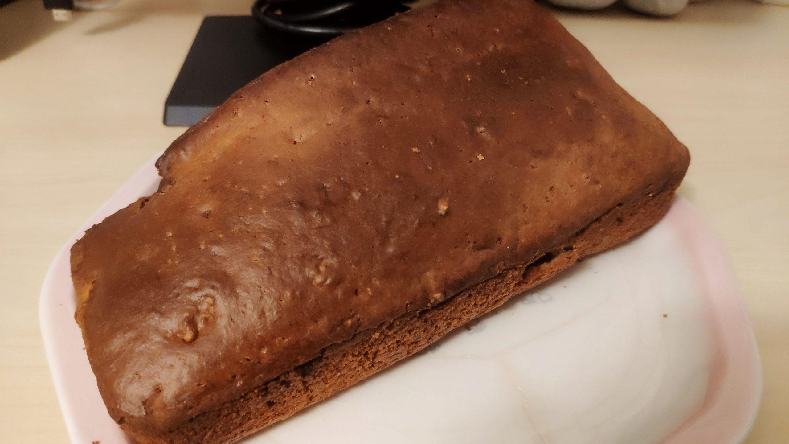 Recette de banana bread léger
