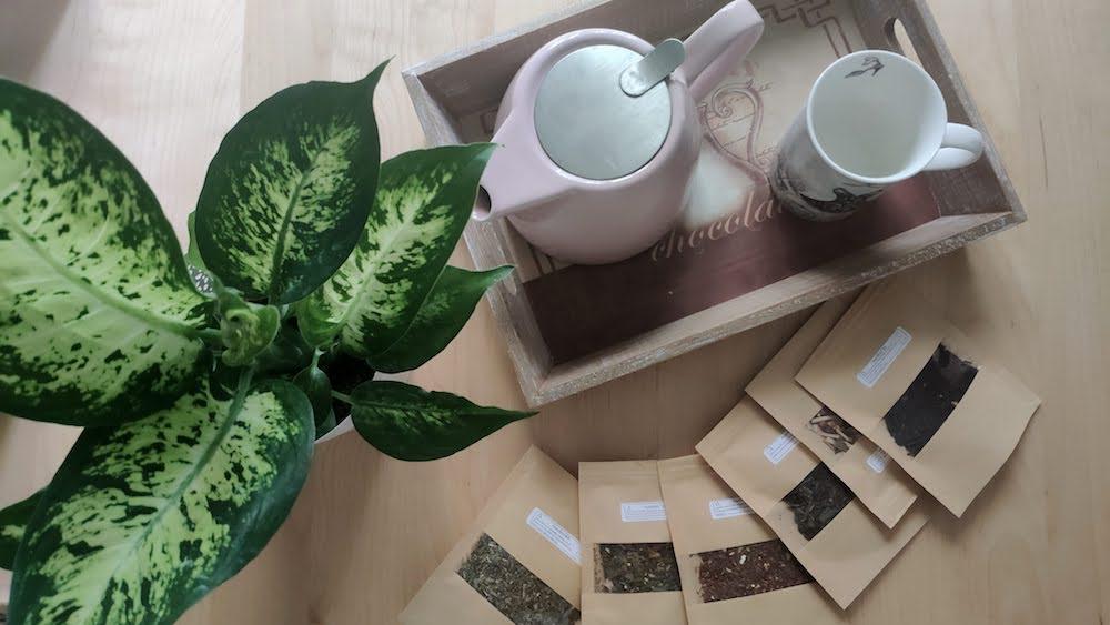 J'ai testé le kit découverte des thés et infusions Teabo&ania